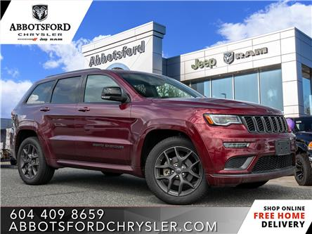 2019 Jeep Grand Cherokee Limited (Stk: AB1056) in Abbotsford - Image 1 of 23