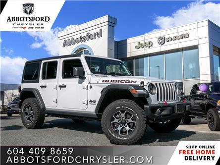 2019 Jeep Wrangler Unlimited Rubicon (Stk: AB1046) in Abbotsford - Image 1 of 21