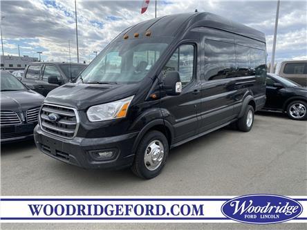 2020 Ford Transit-350 Passenger XLT (Stk: L-578) in Calgary - Image 1 of 6