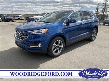 2020 Ford Edge SEL (Stk: L-622) in Calgary - Image 1 of 6