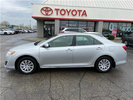 2014 Toyota Camry  (Stk: 2004772) in Cambridge - Image 1 of 10