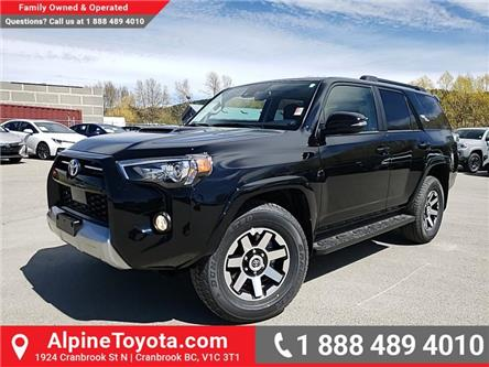 2020 Toyota 4Runner Base (Stk: 5804108) in Cranbrook - Image 1 of 26