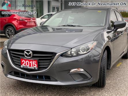 2015 Mazda Mazda3 MAZDA3 TOURING (Stk: 41633A) in Newmarket - Image 1 of 22
