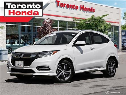 2019 Honda HR-V Touring (Stk: H40208P) in Toronto - Image 1 of 27