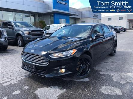 2016 Ford Fusion SE (Stk: 200315A) in Midland - Image 1 of 18