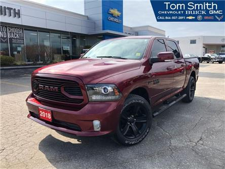 2018 RAM 1500 Sport (Stk: 200085A) in Midland - Image 1 of 18