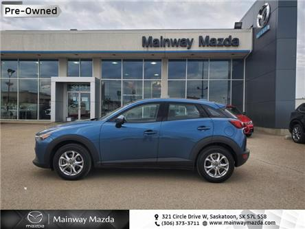 2019 Mazda CX-3 GS AWD (Stk: M20013A) in Saskatoon - Image 1 of 24