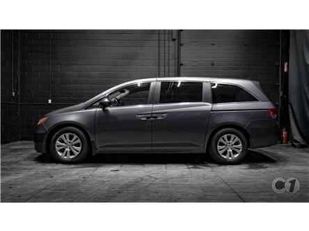 2016 Honda Odyssey EX-L (Stk: CB20-92) in Kingston - Image 1 of 35