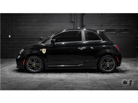 2015 Fiat 500 Abarth (Stk: CT20-109) in Kingston - Image 1 of 35