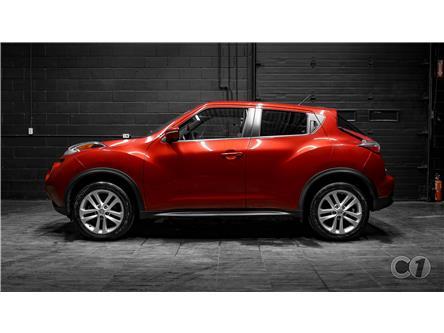 2016 Nissan Juke SV (Stk: CT20-118) in Kingston - Image 1 of 35