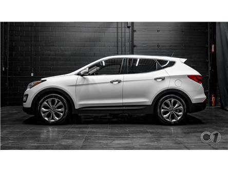 2016 Hyundai Santa Fe Sport 2.0T SE (Stk: CT19-556) in Kingston - Image 1 of 35