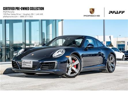 2019 Porsche 911 Carrera 4S Coupe PDK (Stk: U8510) in Vaughan - Image 1 of 21