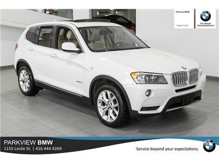 2012 BMW X3 xDrive28i (Stk: PP9030A) in Toronto - Image 1 of 21
