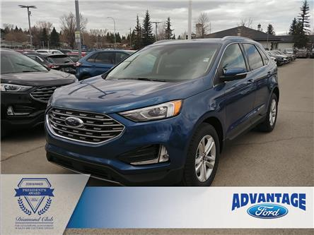 2020 Ford Edge SEL (Stk: L-657) in Calgary - Image 1 of 11