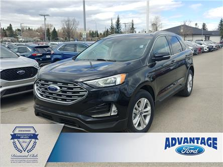 2020 Ford Edge SEL (Stk: L-735) in Calgary - Image 1 of 12