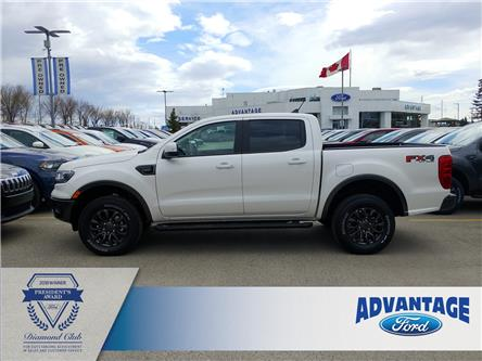 2020 Ford Ranger Lariat (Stk: L-856) in Calgary - Image 1 of 12