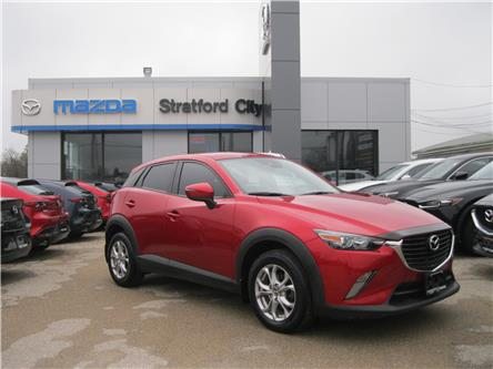 2018 Mazda CX-3 GS (Stk: 20057B) in Stratford - Image 1 of 22