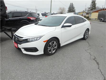 2016 Honda Civic LX (Stk: NC 3875) in Cameron - Image 1 of 9