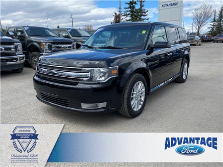 2019 Ford Flex SEL (Stk: 5649) in Calgary - Image 1 of 27