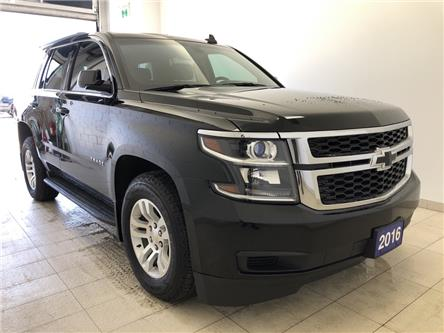 2016 Chevrolet Tahoe LS (Stk: 0343A) in Sudbury - Image 1 of 12