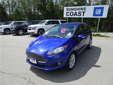 2014 Ford Fiesta SE (Stk: YL113803A) in Sechelt - Image 1 of 17