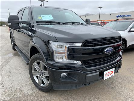 2018 Ford F-150 Lariat (Stk: 20T182B) in Midland - Image 1 of 18