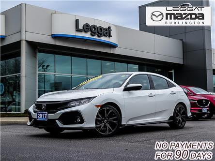 2017 Honda Civic Sport (Stk: 2184) in Burlington - Image 1 of 27