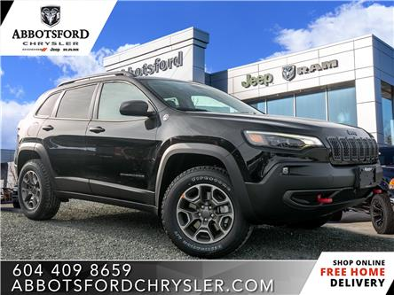2020 Jeep Cherokee Trailhawk (Stk: L544254) in Abbotsford - Image 1 of 24