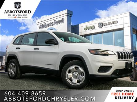 2020 Jeep Cherokee Sport (Stk: L552061) in Abbotsford - Image 1 of 24