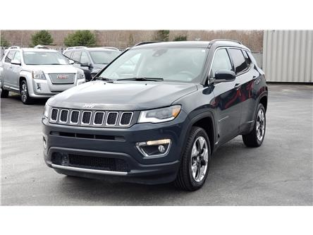 2018 Jeep Compass Limited (Stk: 10725) in Lower Sackville - Image 1 of 28