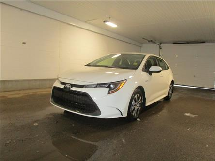 2020 Toyota Corolla Hybrid Base (Stk: 201248) in Regina - Image 1 of 24