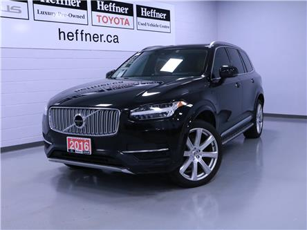 2016 Volvo XC90 Hybrid T8 PHEV Inscription (Stk: 207053) in Kitchener - Image 1 of 26