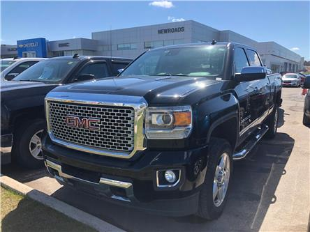 2015 GMC Sierra 2500HD Denali (Stk: 1194908A) in Newmarket - Image 1 of 19