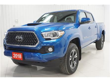 2018 Toyota Tacoma SR5 (Stk: T20188A) in Sault Ste. Marie - Image 1 of 19