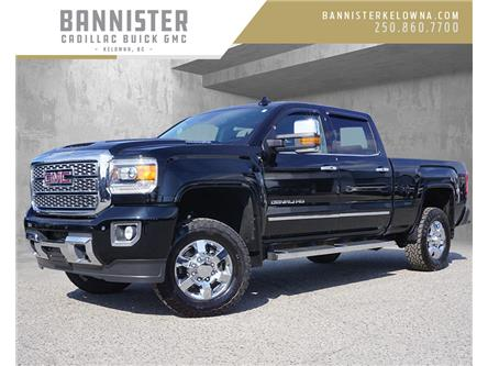 2019 GMC Sierra 3500HD Denali (Stk: 20-362A) in Kelowna - Image 1 of 15