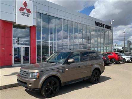 2011 Land Rover Range Rover Sport Supercharged (Stk: KH003) in Edmonton - Image 1 of 29