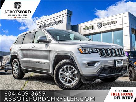 2019 Jeep Grand Cherokee Laredo (Stk: AB0993) in Abbotsford - Image 1 of 22