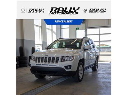 2014 Jeep Compass Sport/North (Stk: V1052) in Prince Albert - Image 1 of 14