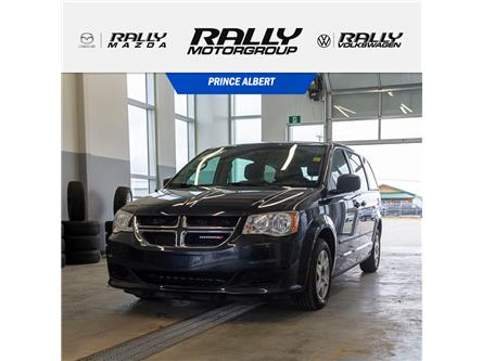 2013 Dodge Grand Caravan SE/SXT (Stk: V1075) in Prince Albert - Image 1 of 14