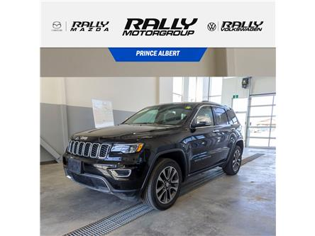 2018 Jeep Grand Cherokee Limited (Stk: V1173) in Prince Albert - Image 1 of 16