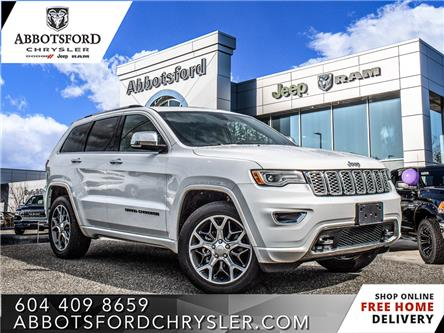 2019 Jeep Grand Cherokee Overland (Stk: AB1053) in Abbotsford - Image 1 of 21