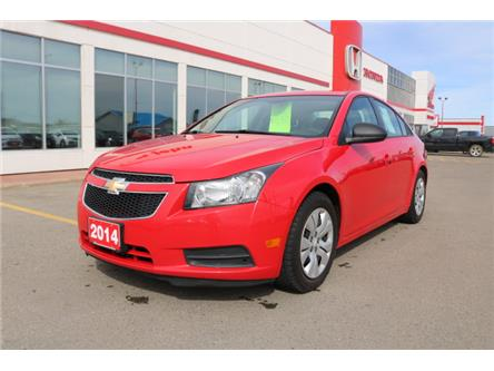 2014 Chevrolet Cruze 1LS (Stk: U1114) in Fort St. John - Image 1 of 17