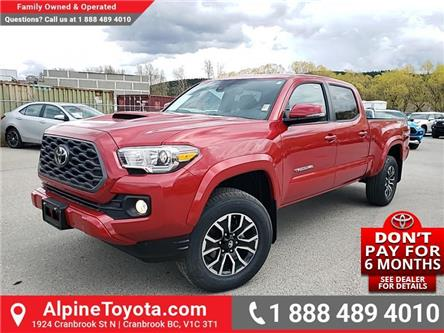 2020 Toyota Tacoma Base (Stk: X052077) in Cranbrook - Image 1 of 24
