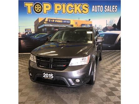 2015 Dodge Journey R/T (Stk: 725529) in NORTH BAY - Image 1 of 29