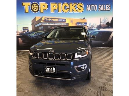 2018 Jeep Compass Limited (Stk: 412656) in NORTH BAY - Image 1 of 29