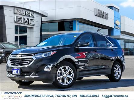 2019 Chevrolet Equinox LT (Stk: T11707) in Etobicoke - Image 1 of 30