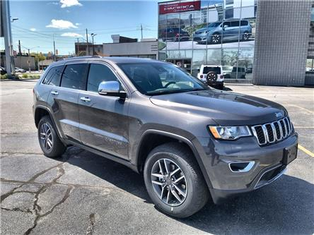 2020 Jeep Grand Cherokee Limited (Stk: 2553) in Windsor - Image 1 of 13
