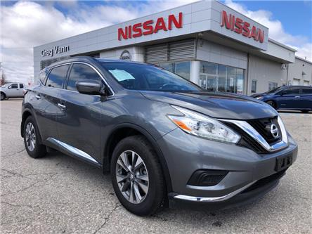 2017 Nissan Murano S (Stk: V0810A) in Cambridge - Image 1 of 25