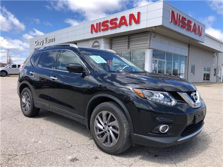 2016 Nissan Rogue SL Premium (Stk: P2684) in Cambridge - Image 1 of 27