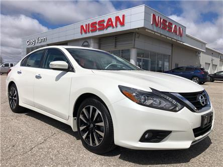2018 Nissan Altima 2.5 SL Tech (Stk: U1069) in Cambridge - Image 1 of 21